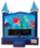 Arial Little Mermaid Inflatable Rentals