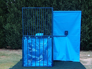 Dunk Tank Rental Corporate Carnival Event Game Rental
