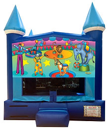 Circus Inflatable Rental