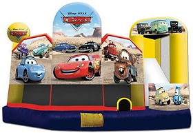 Disney Cars Inflatable Rentals
