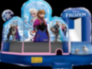 Disney Frozen Inflatable Rentals