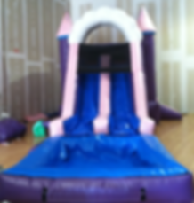 Inflatable Jump Water Slide Combo Rental