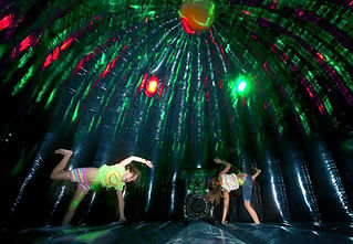 Dancing Dome Inflatatables