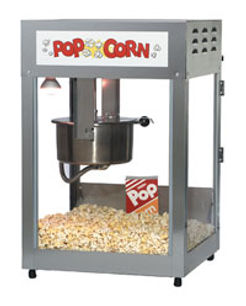 Popcorn Machine Concession Rentals
