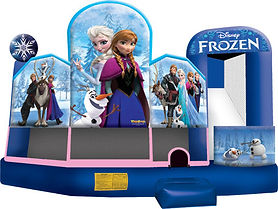 Disney Frozen Inflatable Rentals