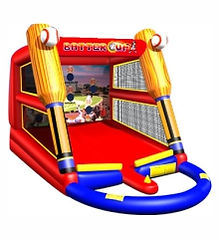 Batter Up Inflatable Baseball Game Rental