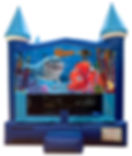 Finding Nemo and Dory Inflatable Rental