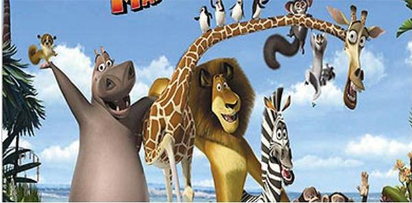 Madagascar Bouncer rentals