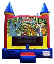 Scooby Doo Inflatable Rentals