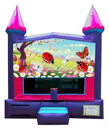 Ladybugs and Butterflies Jumper Castle Rentals