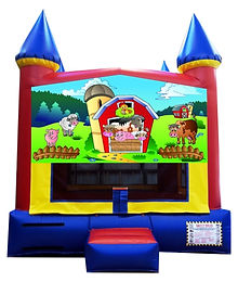 Peppa the Pig Inflatable Bounce House Rental