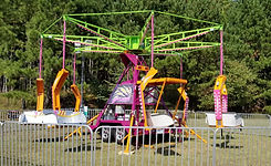 Ballistic Swing Ride for Corporate Carnival Events