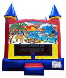 Luau Inflatable Rentals