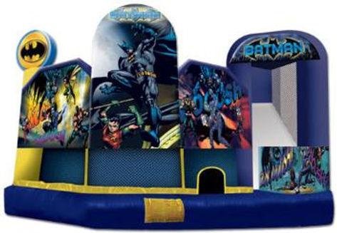 Batman Jump and Slide