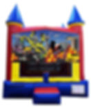 Transformers Inflatable Rental