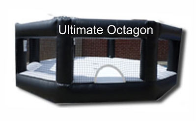 Octagon Interactive Inflatable