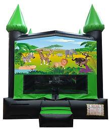 Jungle Safari Inflatable Rentals