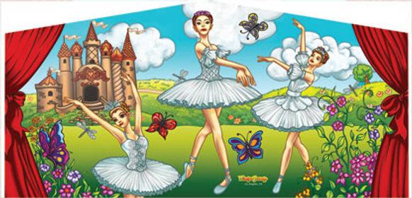 Ballerina Inflatable Rentals