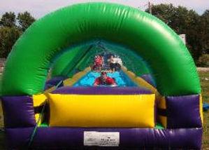 Slip n Slide Corporate Carnival Event Rentals