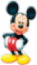 Mickey and Minnie Mouse Inflatables
