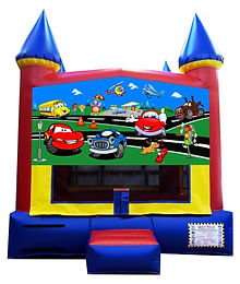 Disney Cars Inflatable Rental