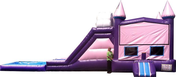 giant water slide rental