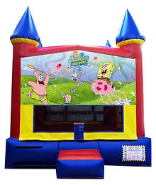 Spongebob Inflatable Rental