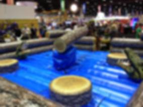 Blue Lagoo Log Jump Rentals