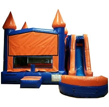 inflatable jump and slide rentals