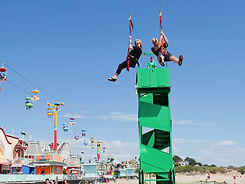 Zipline Rentals for Corporate Events, Church and School Carnivals and Festivals