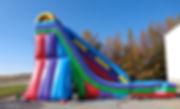 Giant Inflatabl Slide Rental
