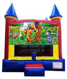 Winnie the Pooh Inflatable Rental