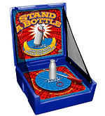 Stand a Bottle Carnival Event Game