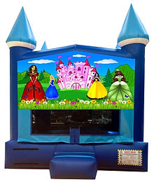 Princess Inflatable Rentals