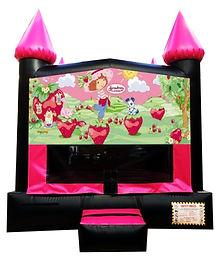Strawberry Shortcake Inflatable Rental