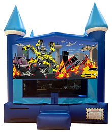 Transformers Inflatable Rentals