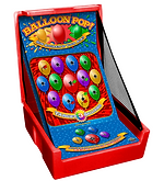 Balloon Pop Carnival Event Game