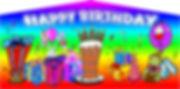Happy Birthday Jump house rental