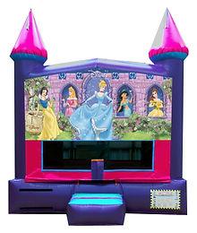 Disney Princess Inflatable Rentals