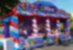 Corporate event planner with great corporate event ideas like renting carnival games