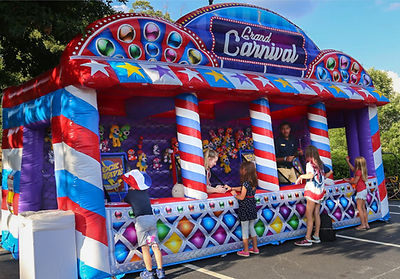 The Grand Carnival Game Corporate Carnival Event Game Rental