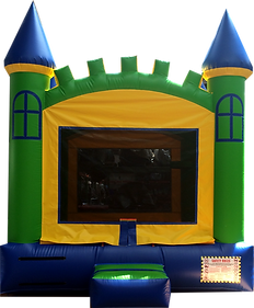 Castle Bounce House Corporate Carnival Event Rentals