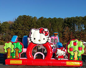 Corporate Event Ideas for families like toddler inflatable rentals