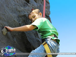 Rock Wall Rentals for Corporate Events, Church and School Carnivals and Festivals
