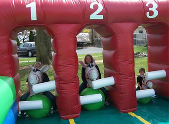 Fun Derby Inflatable Rental