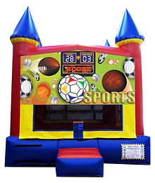 Sports Inflatable Rentals