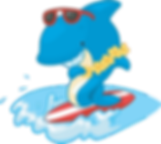 Luau, Moana, Spongebob and Finding Nemo Bouncy castle rental