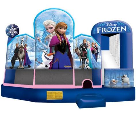Frozen Castle Rental
