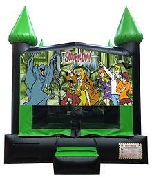 Scooby Doo Inflatable Rental