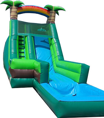 Inflatable Water Slide Rentals